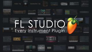 FL STUDIO | Instrument Plugins Introduced