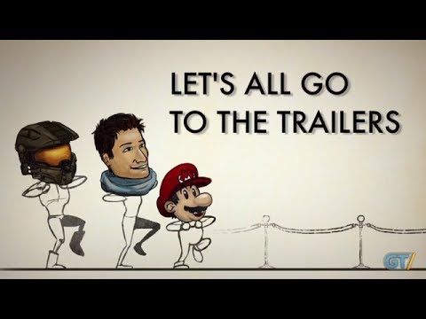 Let's All Go to the Trailers - E3 2014 Special