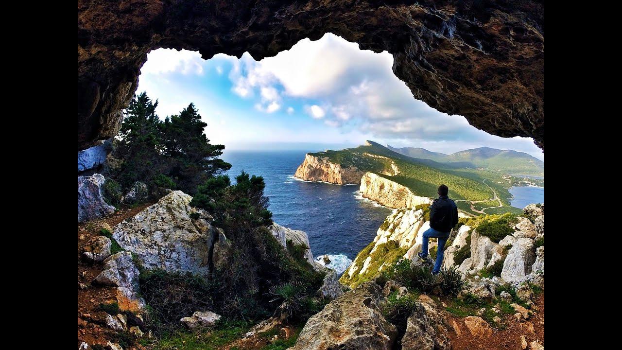 Merlin Wallpaper Hd Grotta Dei Vasi Rotti Capo Caccia Alghero Youtube