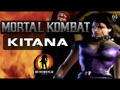 Kitana's Kombat Kard video