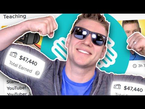 I Made OVER $47,000 By Teaching On Skillshare!?
