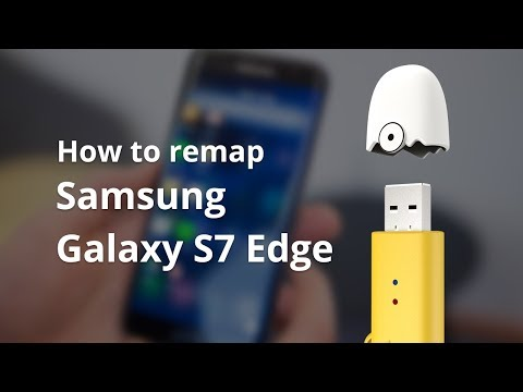 Tutorial | How to use Remapper A2 with Samsung Galaxy S7 Edge