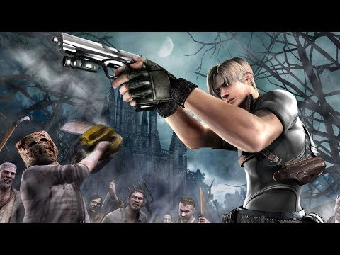 RESIDENT EVIL 4 - Full Game Professional Walkthrough Longplay Gameplay No Commentary