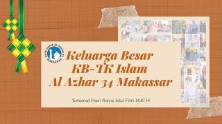 Gambar cover KB-TK Islam Al Azhar 34 Makassar Mengucapkan Minal Aidin Wal Faizin by Tasya (Cover)