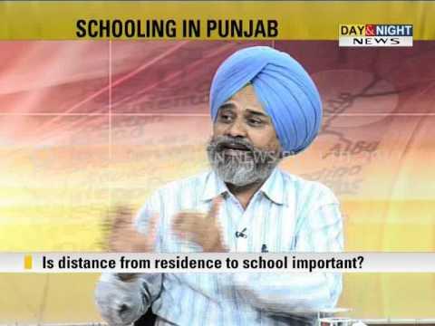 Prime (Punjabi) - School Education in Punjab - 2 April 2013