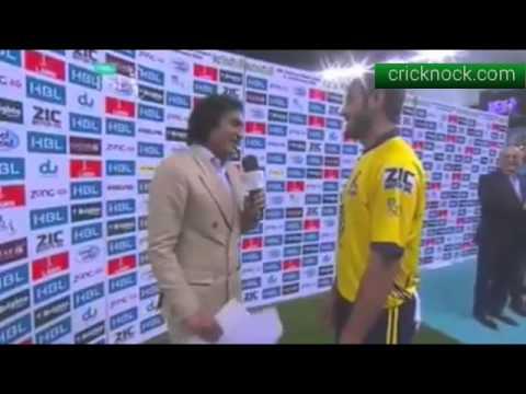 Mohammad Asghar Funny Interview with Ramiz Raja