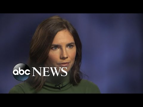 Amanda Knox on Life as an Exoneree