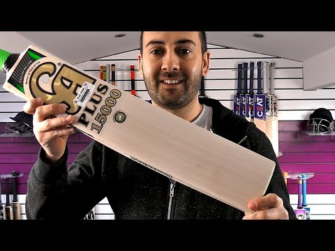 CA PLUS 15000 CRICKET BAT REVIEW MARCH 2018