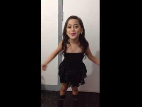 Kescielle Blake Santiago cute talented beautiful girl