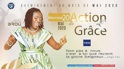 ACTION DE GRACE :Non pas à nous  , mais c'est à toi que revient la gloire Seigneur .PSAUME 115