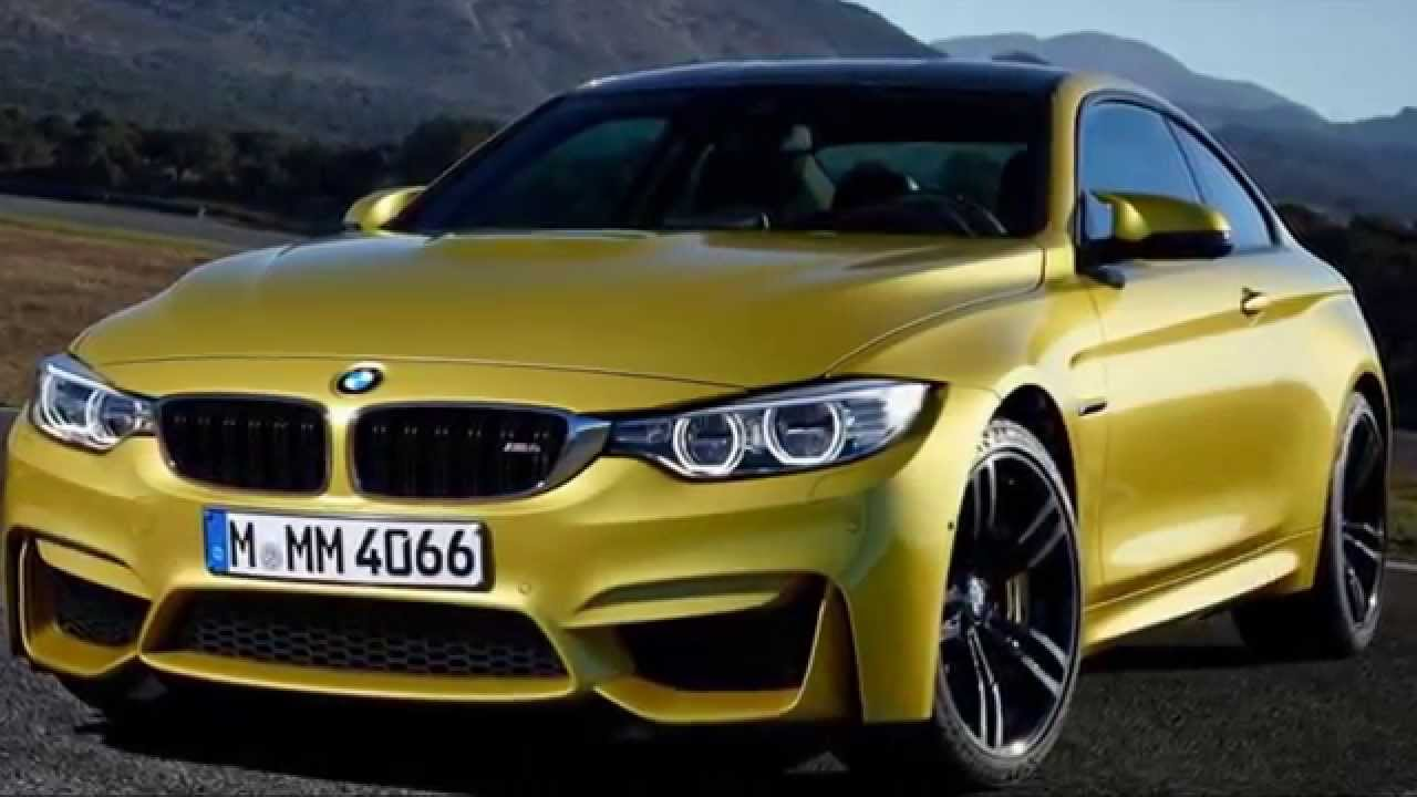 Bmw M2 Series >> Golden Chrome BMW M6 Plus 2015 BMW M3 & M4 First Look! - YouTube