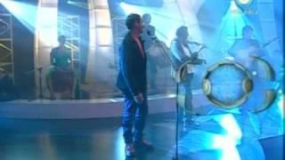 Divididos La flor Azul en vivo TV