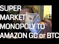 YOU CAN TURN MONOPOLY CODES INTO CASH or BITCOINS!! (AMAZON GIFT CARD METHOD/HACK) PT1