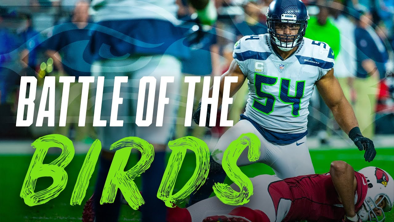 Battle of the Birds | 2020 Week 7 Seahawks at Cardinals Hype Video