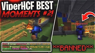 ViperHCF Best Moments #2 - INVIS RAIDING HACKERS **BANNED**