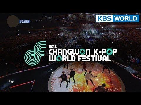 2018 Changwon K-POP World Festival (BTS ver.)