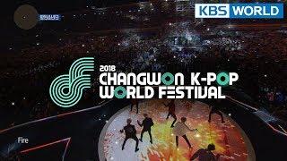 2018 CHANGWON K-POP WORLD FESTIVAL   2018 창원 케이팝 월드 페스티벌 [BTS ver.]