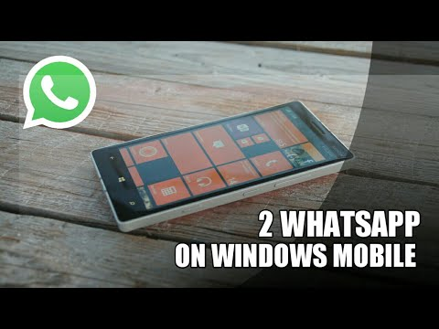 How to Install 2 Whatsapp In A WiNdows Phone