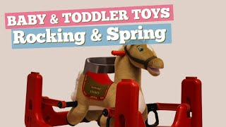 Rocking & Spring Ride Ons Best Sellers Collection // Baby & Toddler Toys