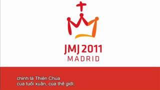 Bài hát ĐHGTTG Madrid 2011