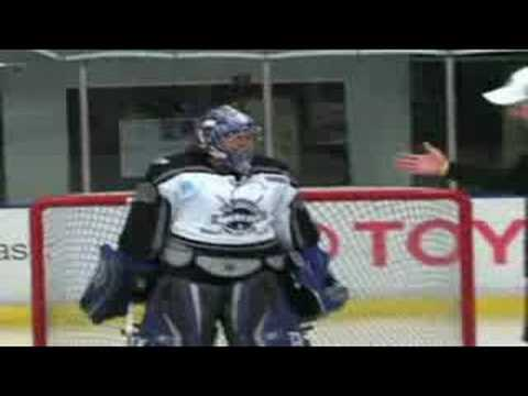 Beginner Tips on How to Be a Goalie – With Jason LaBarbera