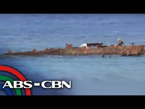 Chinese vessels leave Pag-asa Island after PH protest | ANC