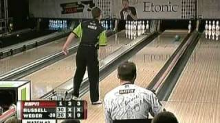 2009 Etonic Marathon Open - Ronnie Russell vs. Pete Weber (Part 1)