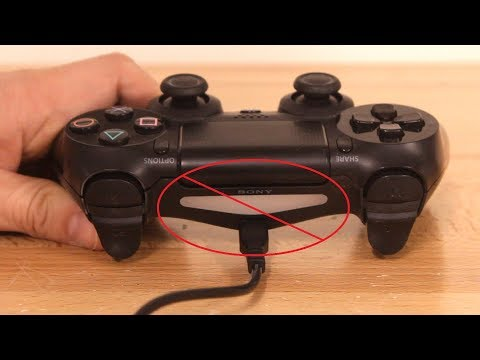 PS4 Controller Doesn't Charge