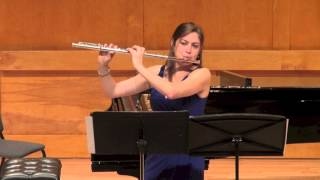 "Robert Dick ""Flying Lessons"" #6 Poetically -Mira Magrill, flute"