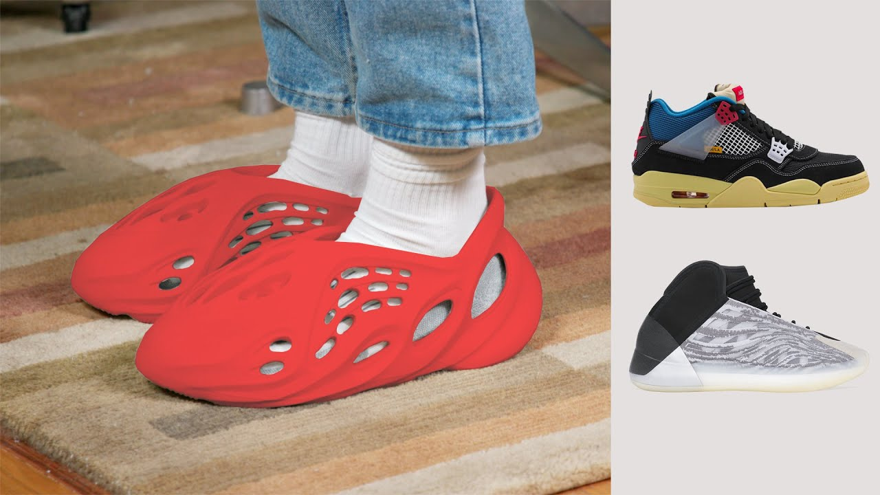 5 Sneaker Releases That Get Me Really Excited
