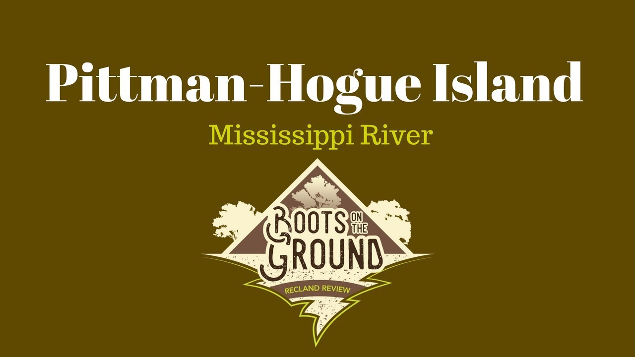 Pittman-Hogue Island Hunting Club - Land Review