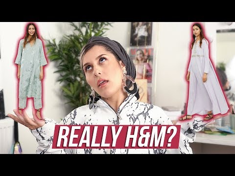 H&M's MODEST COLLECTION HAUL GOT ME FUMING! REALLY???