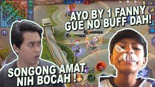 Download Video BOCAH INI TERLALU SOMBONG ! NGAJAKIN 1 VS 1 FANNY DI PUR NO BUFF GUA ! MP3 3GP MP4