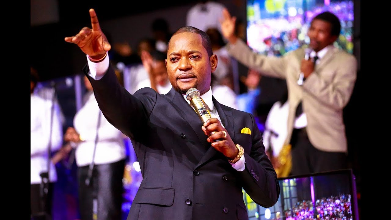 Sermon | Cleansing Service | Pastor Alph Lukau | Sunday 14 Oct 2018 | AMI LIVESTREAM