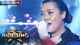 Laarni Lozada is the celebrity singer! | It's Showtime Hide and Sing