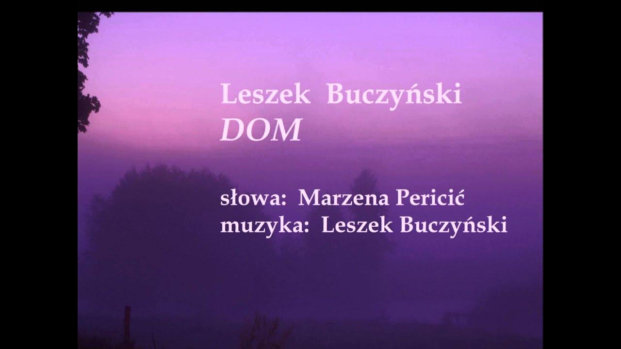 Dom Leszek Buczyński Marzena Pericic
