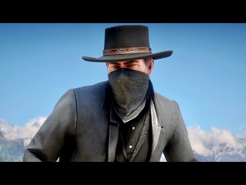 Red Dead Redemption 2 - Hunting down the O'Driscoll gang TARANTINO STYLE Gameplay thumbnail