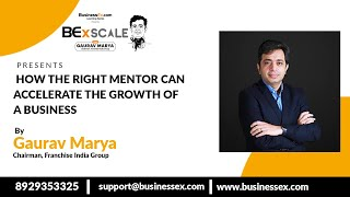 Episode 27- How The Right Mentor Can Accelerate Business Growth