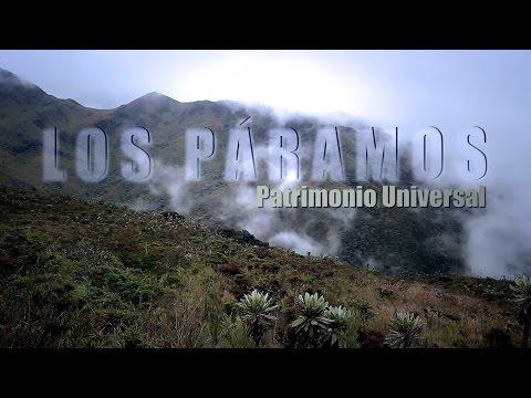 VIDEO LOS PÁRAMOS, PATRIMONIO UNIVERSAL