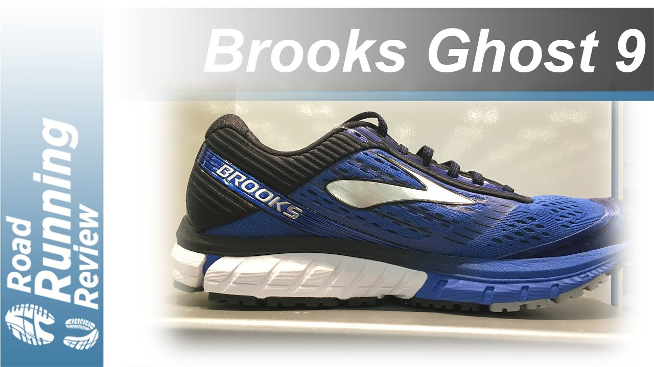 21ac6650405 Brooks Ghost 9 Review - YouTube