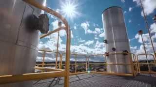 видео Газопоршневые электростанции Wartsila