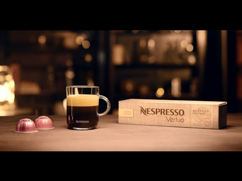 Nespresso Selection Vintage 2014 Vertuo