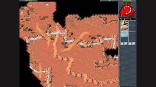 Lets Play Command & Conquer 1 - Der Tiberiumkonflikt 51 - Man kann Geschütztürme bauen