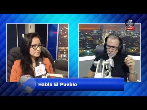 2017-11-17 // Habla El Pueblo - Radio RBC 104.7 FM