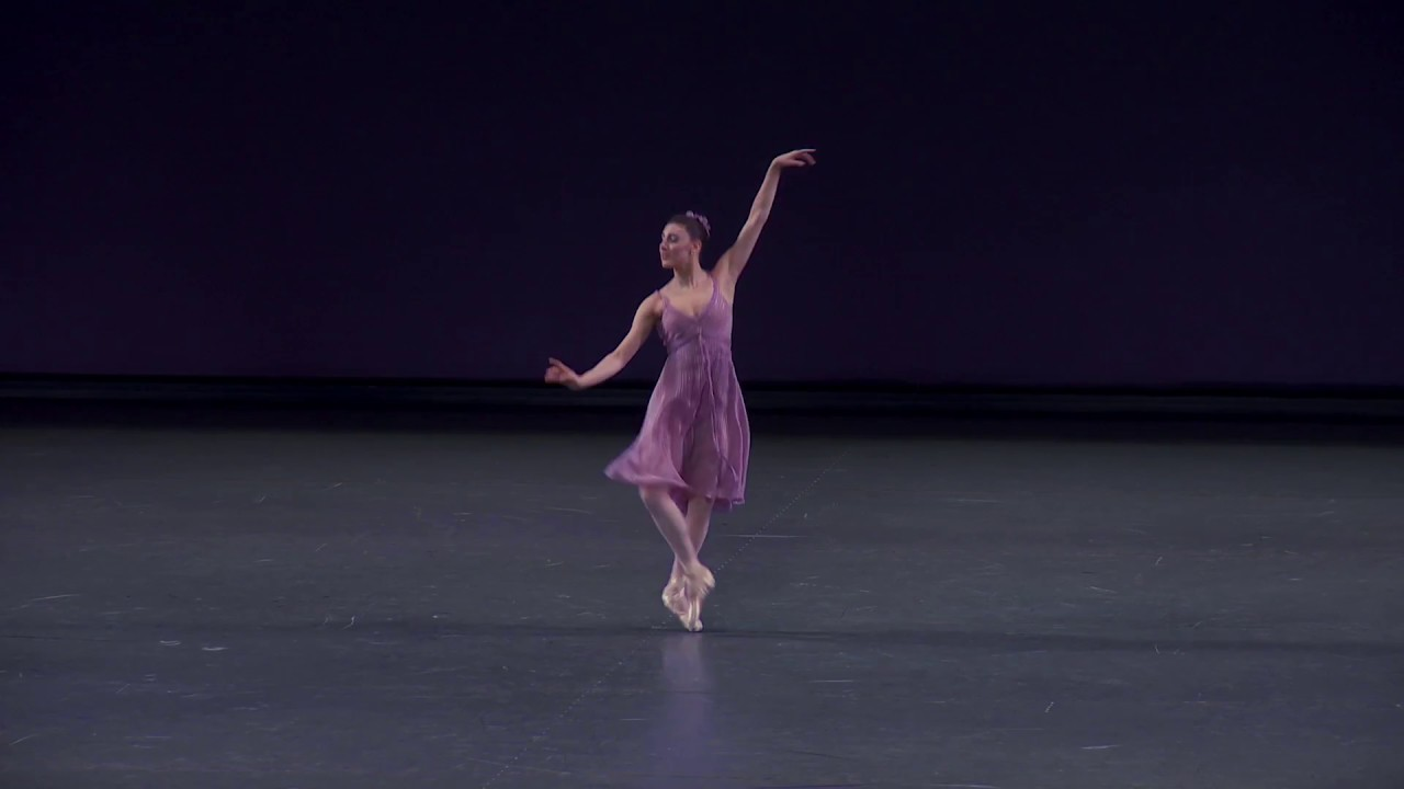 Tiler Peck on Jerome Robbins' OTHER DANCES: Anatomy of a Dance