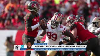 49ers' DeForest Buckner on the NFC Champs Being a Selfless Group | The Rich Eisen Show | 1/21/20