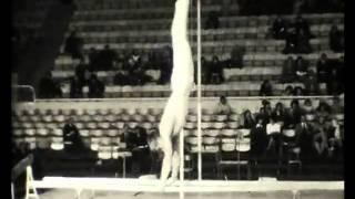 видео: Спортивная гимнастика-Одесса-Дворец спорта-Первенство СССР среди молодежи-1976 г.