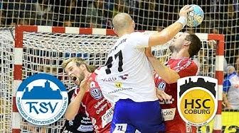 ThSV Eisenach vs. HSC 2000 Coburg 2 (Handball 3. Liga Ost)