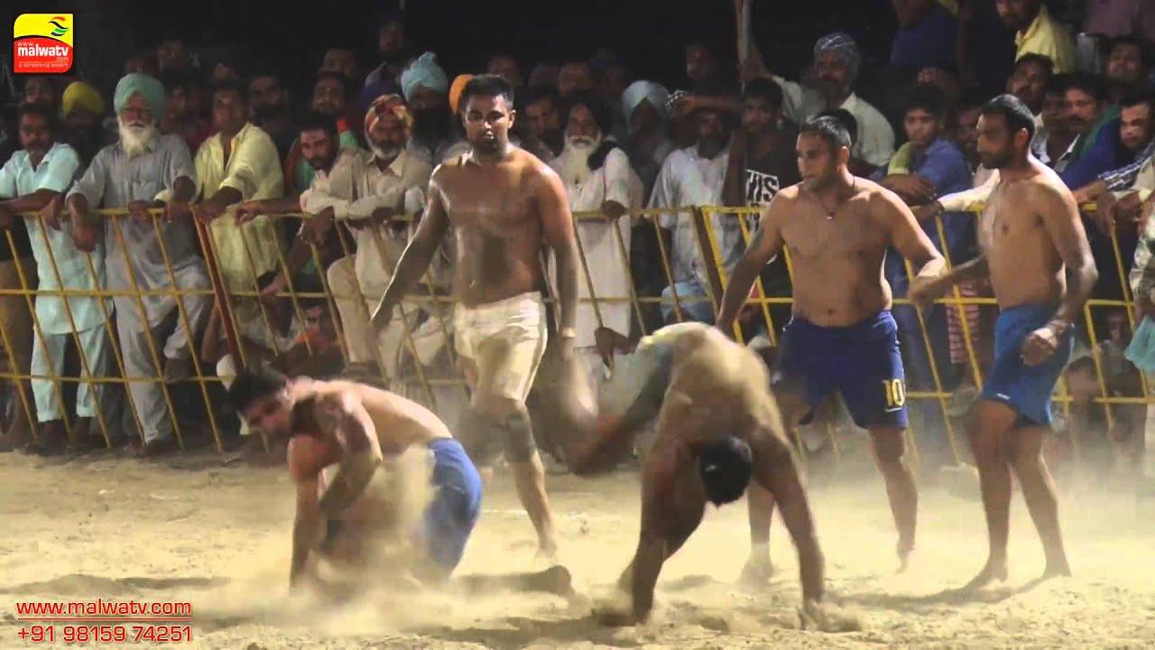 KAONKE KALAN (Jagraon) ! KABADDI OPEN QUARTER-FINALS - 2015 ! Full HD ! Part 3rd.