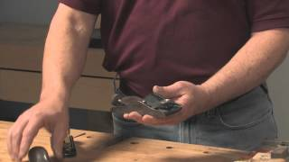 How to Tune Up  a Block Plane